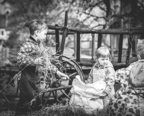 Jak žili naše babičky a dědečci (4)